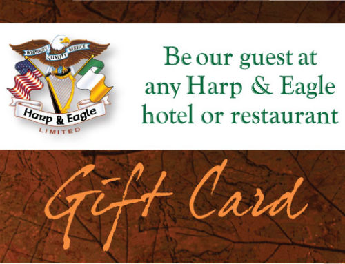 Harp & Eagle Gift Cards